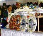 Nirmala Sitharaman pays tribute to martyr Captain Kapil Kundu