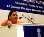 India Water Impact Summit 2017 - Nitin Gadkari, Uma Bharti