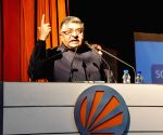Indian science Congress - Smriti Irani, Ravi Shankar Prasad