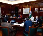Sitharaman holds video conference meeting to review the capital expenditure in current financial year