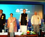 Arun Jaitley during the 109th FoundationDay celebrations of Indian Bank