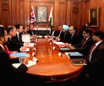 London (England): 8th India-UK Economic and Financial Dialogue