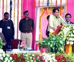 Rajnath Singh, Suresh Prabhu lay foundation of several schemes of Railways