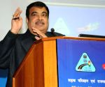 Gadkari addresses at the National Meet of NGOs on Road Safety