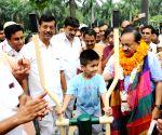 Harsh Vardhan inaugurates Open Gym