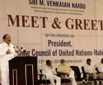 Meet and Greet programme - Venkaiah Naidu