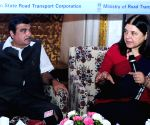 Launch of buses under Nirbhaya Scheme