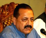 Nehru responsible for J&K's delayed accession: Jitendra Singh
