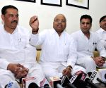 Thawar Chand Gehlot's press conference