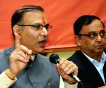 Jayant Sinha's press conference
