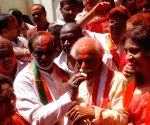 BJP celebration - Bandaru Dattareya