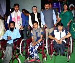 Gangwar inaugurates National Career Service Centre for Differently Abled office