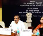 Vijay Sampla chairs meeting on De-addiction and Rehabilitation