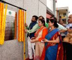 Babul Supriyo's inaugurates Roof Top Power Plant