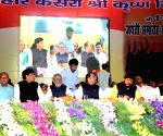 Ramdas Athawale, Sushil Kumar Modi  during a BJP programme
