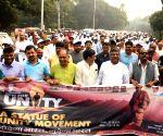 Run for Unity' flagged off on Sardar Vallabh Bhai Patel's 144th birth anniversary