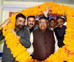 Ravi Shankar Prasad inaugurates BJP workshop