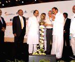 Felicitation ceremony on the occasion of Delhi International Airport (P) Ltd - Arun Jaitley, M Venkaiah Naidu, Dr Mahesh Sharma, Ashok Gajapathi Raju, Kiren Rijiju