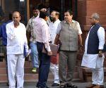 Cabinet Meeting - Gadkari , Javadekar