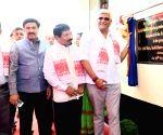 Gajendra Singh Shekhawat inaugurates SAMETI building, chairs review meeting
