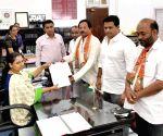 2019 Lok Sabha elections: Shripad Yesso Naik files his nomination paper
