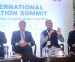 International Aviation Summit - Press conference