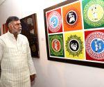 65th Foundation Day of Lalit Kala Academy - Prahalad Singh Patel