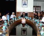 Bhamre chairs meeting on NCC