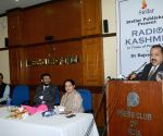 Jitendra Singh at the launch of Rajesh Bhat's book - 'Radio Kashmir – In Times of Peace and War