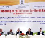 2nd Meeting of NITI Forum for North East - Press conference