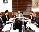 Jitendra Singh chairs high level meeting to review Madhavpur Mela preparations