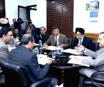 Jitendra Singh chairs review meeting of Ministry of DoNER