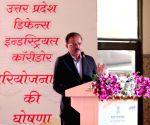 Aligarh (Uttar Pradesh): Sitharaman launches Defence Industrial Corridor