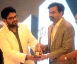 CNBC Award function - Babul Supriyo