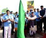 """Ashwini Kumar Choubey flags off """"Orgonothon"""""""