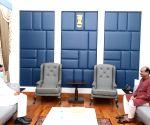 G. Kishan Reddy meets Lok Sabha Speaker Om Birla