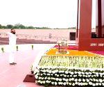 G. Kishan Reddy pay tributes to martyrs on 20th anniversary of Kargil Vijay Diwas