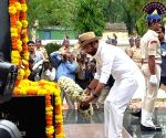 81st Raising Day of CRPF - G. Kishan Reddy pays tributes at Martyrs Memorial