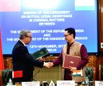 Morocco, India agree to strengthen anti-terror cooperation