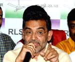 RLSP ultimatum to BJP over seat-sharing in Bihar