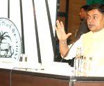 R. K. Singh's press conference