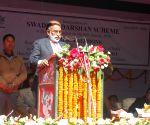 Gangtok (Sikkim): Alphons Kannanthanam inaugurates Swadesh Darshan project