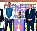 Rugby World Cup-2019 Trophy tour - Rajyavardhan Singh Rathore