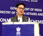 Rijiju to deliver inaugural address at FICCI TURF 2020