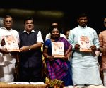 Gadkari releases BJP manifesto for TN assembly polls