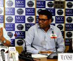 Chaudhary Birender Singh, Subrata Mukherjee during MCC programme