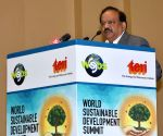 World Sustainable Development Summit 2019 - Venkaiah Naidu, Harsh Vardhan