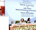 National Workshop on Skill Development for Persons with Disabilities