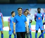 Hero Intercontinental Cup 2019 - Kiren Rijiju