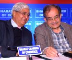 """Indian Steel Industry Future Perspectives""""  - Chaudhary Birender Singh"""